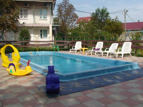 Отдых на Черном море Курортное Одесская область